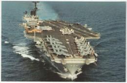 U.S.S. SARATOGA (CV-60) - Guerra