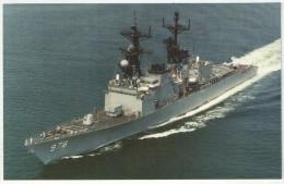 U.S.S. STUMP (DD-978) - Guerra