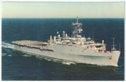 U.S.S. PONCE (LPD-15) - Guerra