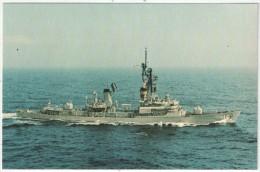 U.S.S. SEMMES (DDG-18) - Guerra