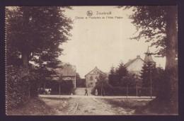 CPA Belgique - Liège - SOURBRODT - Clocher Et Presbytère De L'abbé Pietkin - Carte Postale // - Waimes - Weismes