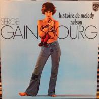 Serge Gainsbourg 33t. LP *histoire De Melody Nelson* - Vinyl Records