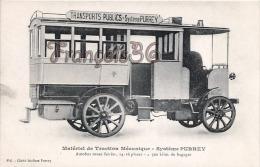 Ateliers PURREY à Bordeaux - Transports Publics - Système Purrey - Autobus Bus Car - TBE ! - Bus & Autocars