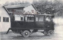 Ateliers Purrey à Bordeaux - Matériel De Fonction Mécanique - Omnibus Salon Caravane Mobile Home TBE ! - Bus & Autocars