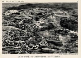 DECAZEVILLE  1959 - Vieux Papiers
