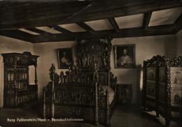 Burg Falkenstein Harz. Barockschlafzimmer - Unclassified