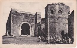 CPA Rabat - Porte De La Casbah Des Oudaias - 1927 (6017) - Rabat