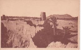CPA Le Djebel Melias - Vue Prise Du Koar Abibad à Figuig - 1927 (6018) - Marokko