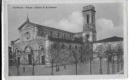 TOSCANA-PISA-PAUGLIA PIAZZA E CHIESA DI S.LORENZO - Italia