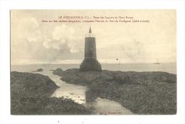Cp, 44, Le Pouliguen, Tour Des Impairs Ou Tour Rouge - Le Pouliguen