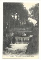 Cp, 60, Senlis, La Nonette à L'Ancien Moulin Du Roi - Senlis