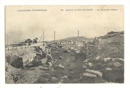 Cp, 63, Sommet Du Puy-de-Dôme, Les Nouvelles Ruines - Frankreich