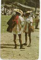 CPSM - Trajes Tipicos De Zinacantan, Chiapas (Mexico) - 1974 - Mexique