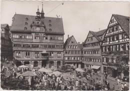 Allemagne,deutschland,TUB INGEN,TUEBINGEN,bade-wurt Emberg,marché,market,rare ,1950