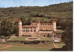 L'auvergne : Château De La Batisse à Chanonat N°192 Lys - France