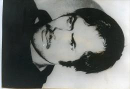 """Photo Originale De Presse - ANDREAS BAADER  , Chef De La """" Guérilla Urbaine """" Arrété à Francfort En 1972 - Famous People"""