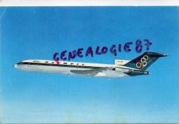 AVIATION - AVION - OLYMPIC AIRWAYS- BOEING 727-200 - 1946-....: Era Moderna