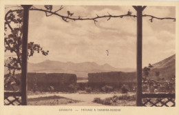 CPA - Thabana Morena - Paysage à Thabana Morena - Lesotho