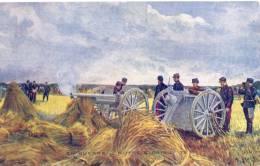 Guerre 14/18 -  Notre Glorieux Canon De 75  - Militaria - - Guerre 1914-18