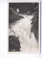 Soteska Vintgar Used Postcard (cb1982) - Slovenië