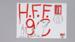 Finnland 936 Yt 900 Fa 938 Sc 689 Maximumkarte MK/CM, ESST, Weihnachtskerzen; Gemälde Von Camilla Lindberg (3 J.) - Finland