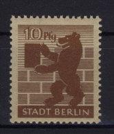 Berlin Michel No. 4 A a wa z s ** postfrisch