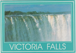 CARTOLINA - Zimbabwe - Victoria Falls - Viaggiata Per Venosc - Zimbabwe
