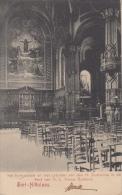Sint-Niklaas  St Nikolaas    Hoogauteur En Het Zij Altaar Van Den H Cornelius Olv Vrouw Bijstand      Scan 7693 - Sint-Niklaas