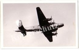 Flugzeug Echtfoto  (z776) - 1946-....: Moderne