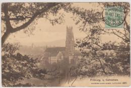 Fribourg -  La Cathédrale - FR Fribourg