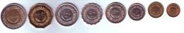 Libya 8 Coins Lot - Libye