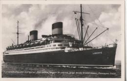 LIBERTE - Steamers