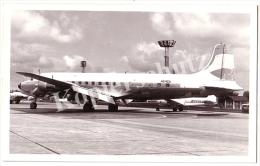 Flugzeug Echtfoto  (z810) - 1946-....: Moderne
