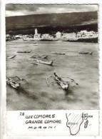 CPSM  MORONI (Comores-Grande Comore) - Vue Générale - Comores