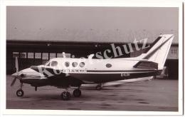 Flugzeug Echtfoto  (z830) - 1946-....: Moderne