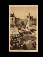 29 - LANDIVISIAU - Place Du Marché - Landivisiau