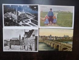 Hollande Lot De +/- 130 Cartes Postales Anciennes + Quelque CPSM Variées - Postcards