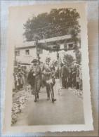 FOTO ORIGINALE MATIMONIA UFFICIALE E MADRE - War, Military
