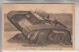 MILITÄR - PANZER / Tank / Chars / Tanque  - Franz. Kampfpanzer, 1939 - Ausrüstung