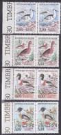 N° 2785 à 2788 Série Nature De France: Espèces Protégées De Canards.Série En Paire De 2 Timbres - France