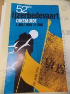 Affiche 52° Ijzerbedevaart 1979 - Diksmuide - Illustr. André Rollie - Affiches