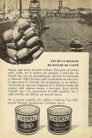 # NESCAFE´ NESTLE CAFFE´ 1950s Italy Advert Pubblicità Publicitè Reklame Food Coffee Cafè Kaffee - Manifesti