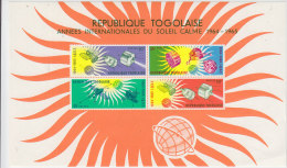 B0921 - TOGO BF Yv N°13 ** ESPACE SPACE ( Registered Shipment Only ) - Togo (1960-...)