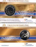 NEDERLAND - COINCARD 2 € COM. 2013 BU - TROONSWISSELING - Pays-Bas