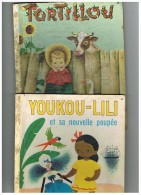 Lot 2 Petits Livres D'or - Non Classés