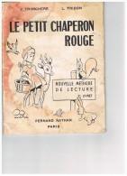 LE PETIT CHAPERON ROUGE 2ème Livret - Livres, BD, Revues