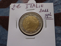 2  EURO  ITALIE   2011 Spl - Italy