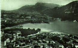 Annecy - Haute Savoie - Vue Aerienne ; Les Bords Du Lac Le Parmelan - Annecy