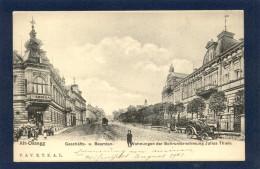 Czech Republic-----Ossegg-----old Postcard - Tschechische Republik