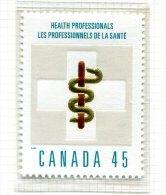Canada **   N° 1581 - Professionnels De La Santé - 1952-.... Reign Of Elizabeth II